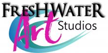 FreshWater Art Studios Logo